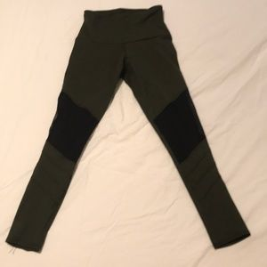 Onzie Army Green Leggings